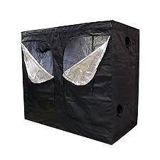 Hydroponic Grow Tent 2.4 x 1.2 x 2m **High Quality tent**