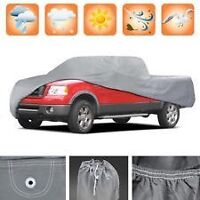 3 Layer Waterproof Outdoor Truck Cover - Small Truck Mazda Ford