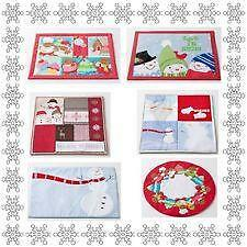 Gingerbread Placemats Ebay