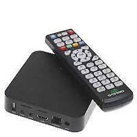 TV Box...Watch Movies, TV Shows, Sports...No Monthly FEES!