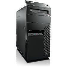 Lenovo Thinkcentre M92p Core I7-3770 @ 3.4Ghz / 8 Go / 500 Go / Windows 7 Pro