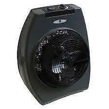 1500 watts  Axium Electric Orbital Space Heater Whole Room Vortex Heater Heats up to 250 sq. ft.Whisper-quiet operation