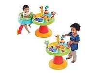Child's musical table - Walker and interactive toy