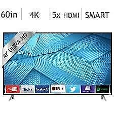 TÉLÉVISION SMART TV ULTRA HD FULL-ARRAY LED DE CLASSE 60 PO DE LA SÉRIE M VIZIO 152,4 CM DIAG. M60-C3