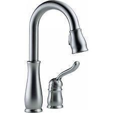 Delta Single Handle Kitchen Faucets delta kitchen faucet | ebay