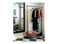 Ikea Portis clothes rail
