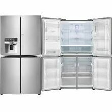 LG 712L 5 Door French Fridge with door-in-door - Near New! Maroubra Eastern Suburbs Preview
