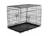 2 Small dog Crates for sale
