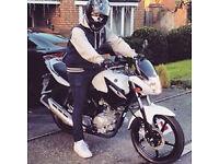 YBR 125 CC PETROL MOTORCYCLE