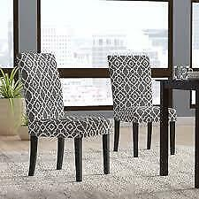 Latitude Run Beufort Upholstered Dining Chair ( SET OF 4 ) NEW