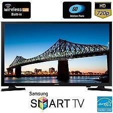 TV / Télévision SAMSUNG DEL 32'' UN32J4500 720p Smart Wifi 60hz 2ans de garantie