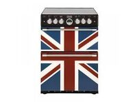 GRADED UNION JACK 60CM CERAMIC COOKER