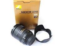 Nikon 16-85mm Vr lens