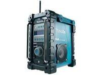 Makita BMR101 DAB Site Radio