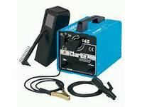 Clarke welder brand new with accessories & Metal Tube cutting saw