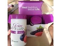 Sealed new juice plus berry capsules