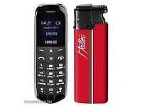LONG CZ J8 MOBILE PHONE BEAT THE BOSS 100% PLASTIC WORLDS SMALLEST MOBILE PHONE MINI TINY MOBILE
