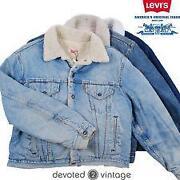 Levis Jacket Sherpa