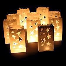 Candle Bag Lanterns