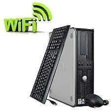 Quad Core Win 7 Dell 6gig Ram 250gb Hard WiFi/Hdmi Computer $149 Only