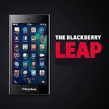 ** Blackberry Leap Z20 cracked screen LCD display repair FAST **