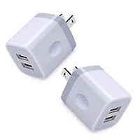 Looking for wall charger block and USB cord