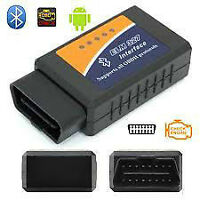 elm327 Interface OBDII OBD2 Auto Car Diagnost tool