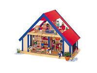 selecta ronda dolls house (german made ).
