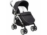 Silvercross 3D Pram / Travel System and Ventura Car Seat