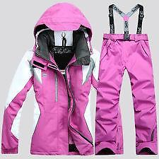5288056278a Womens Ski Suit Size Small