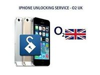 O2 UK official factory unlocking for APPLE IPHONE 8 8 PLUS 6s 6s PLUS