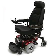 Pride Mobilty Jet 3 Power Wheelchair