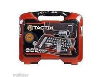Tactix Socket set 39pc's socket set