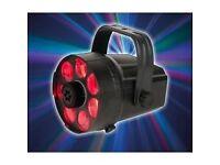 Pro Sound Dj - Disco LED Multi-Colour Moon flower