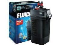 FLUVAL 406 EXTERNAL FILTER (FISH TANK)