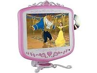DISNEY PRINCESS TV AND DVD COMBI WITH REMOTE CONTROL. EXCELLENT CONDITION.