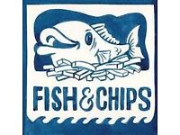 FISH AND CHIP SHOP LEASE FOR SALE