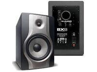 M-Audio BX8 Carbon. Used. Pair