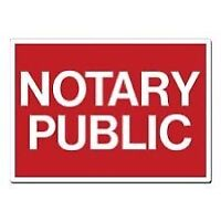 Affordable Notary Public from $5* plz text or call 780-717-0384