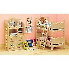 sylvanian families bedroom furniture - Sylvanian Families Living Room Set