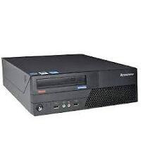 Dual Core & DDR3 Lenova (IBM) Wireless Desktop
