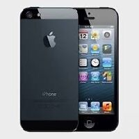 Black Iphone 5 16g (Trading For 5C or 5S)