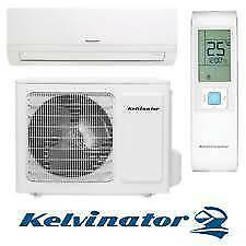 NEW SPLIT SYSTEM SALE: TOSHIBA, KELVINATOR AND CARRIER FROM $575