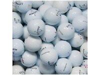 50 mix callaway golfballs