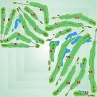 Round of Golf for Four at Glen Cedars