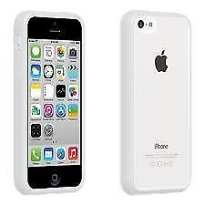 I phone 5C White 16GB Unlocked any network fully working with in Box and charger