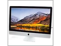 "Apple iMac 27"" (Mid, 2011) Memory: - 8GB RAM, Quad Core Processor 3.4 GHz Intel Core i7"