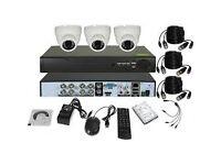 cctv camera package system cvi tvl hd ahd
