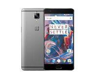 One plus three LT 128gb brand new