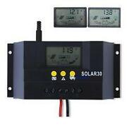 12V Solar Regulator